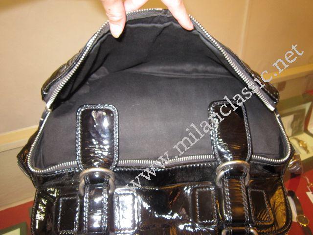 cheap chloe handbags - RETURNED - Chloe Black Patent Leather Handbag_CHERAS_100% Genuine ...