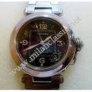 Cartier Pasha C Black Dial S/Steel Auto 35mm