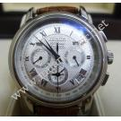 RESERVED - Zenith El Primero Chronomaster Grande XT S/S Leather Strap Auto 43mm (Card + Box)