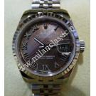 "Rolex 179174 M.O.P. With Roman Letter 18K+SS Auto 26mm ""D-Series"" (With Paper + Box)"