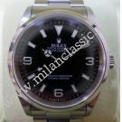 "Rolex 114270 Explorer I S/S Auto 36mm ""F Series"" (with Box)"