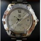 Tag Heuer Aquaracer Silver Dial S/S Auto 38mm (with Box)