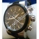 Oris TT1 Chrono Auto Steel/Rubber 42mm (With Box)