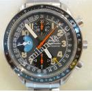 "Omega Speedmaster Triple Date Chrono Auto S/S 38mm ""Special Dial"" ( With Box )"