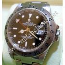 "Rolex 16570 Explorer II Black Dial S/Steel Auto ""W-Series"" 40mm (With Paper + Box)"