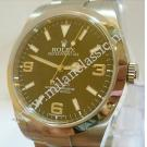 Rolex-214270 Explorer I Black Dial 40mm N64XXXXX (with box card)