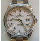 Rolex 15200 White Roman Dial S/S Auto 34mm (with Box)
