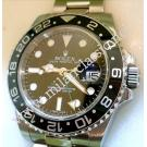 "Rolex 116710LN Gmt Master II Auto S/S 40mm ""V-Series"" (With Box)"