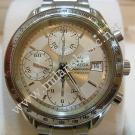 Omega Speedmaster Chrono Silver Dial Auto S/S 38mm (With Box)