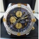 Breitling Chronomat Evolution Chronograph 18K/SS Auto 45mm (Card + Box)