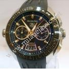LIMITED-Tag Heuer SLR Mercedes Benz Chrono Auto S/S 45mm (With Box + Card)