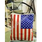 NEW - Furla Canvas America Sling Bag