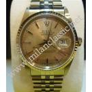 Rolex 16234 Men Auto SS Silver Index Dial 36mm ( With Box )