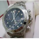 Omega Seamaster Diver Chrono Auto S/S 41mm (With Box + Card)