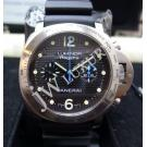 SPECIAL EDITION 2008 - Panerai Luminor Regatta Chrono S/S Auto 44mm PAM00308 ( With Card + Box )