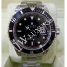 "Rolex 16610 Submariner S/S Auto 40mm ""K-Series""( With Paper + Box )"