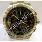 "Ball Trainmaster Pulsemaster Chrono Auto S/S 41mm ""Ref:CM1010D"""