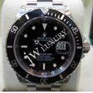 "Rolex 16610 Submariner Auto S/S 40mm ""E-Series"" (With Box)"