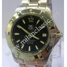 Tag Heuer Aquaracer Gents Auto Black Dial S/S 38.5mm (With Box)