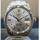 Rolex 1500 Silver Dial Index Auto S/S 34mm