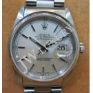 "Rolex 16200 Gents Silver Dial S/S 36mm Auto ""A-Series"" (With Box)"
