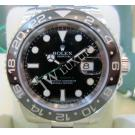 Rolex 116710LN GMT Master II Ceramic Bezel S/S auto 40mm (With Card + Box)