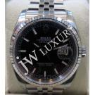 "NEW (全新品) Rolex 116234 Black Index Dial Auto 18K/SS 36mm ""Z-Series""(With Card + Box)"