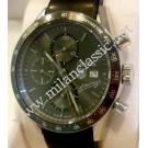 LIMITED-Tag Heuer Carrera Chrono Auto Fangio Collection S/S 42mm (With Box + Card)