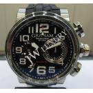 Graham Silverstone Stowe Classic ceramic Bezel Chrono S/S Auto 48mm(With Card + Box)
