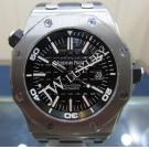 NEW (全新品)Audemars Piguet Royal Oak Offshore Diver Black Dial Auto S/S 42mm(With Card + Box)