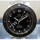 IWC Aquatimer GST 2000 Black Dial S/S Auto 42mm