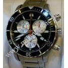 Maurice Lacroix Miros Sport Chrono Quartz S/S 41mm (With Box + Card)