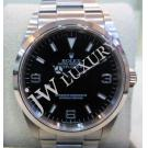 "Rolex 114270 Explorer I S/S Auto 36mm ""K Series"" (with Box)"