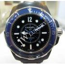Chanel J12 Marine Blue Ceramic Bezel Auto Ceramic/Rubber 42mm