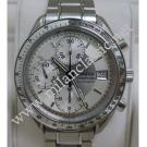 Omega Speedmaster Chrono Silver Dial S/S Auto 38mm (With Box)