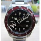 Tudor 79220 Heritage Black Bay Red bezel Auto 41mm(With Box)