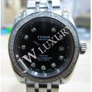 Tudor 22020 Classic Date Black Diamond Dial With Diamond Bezel Auto 28mm(With Card + Box)