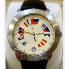 Corum Memotime Save The Sea White Dial Auto S/Leather 36mm