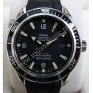 Omega Seamaster Planet Ocean Black Bezel S/S Auto 42mm (With Card + Box)