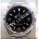 "Rolex 114270 Explorer I S/S Auto 36mm ""M Series"" (with Card + Box)"