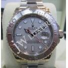Rolex 16622 Yacht Master Auto Platinum Bezel S/S 40mm (With Card + Box )