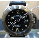 "Panerai Luminor Submersible Titanium Auto 44mm PAM00025 ""C-series""(With Card + Box)"