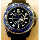 Chanel J12 Marine Blue Ceramic Bezel Auto Ceramic/Rubber 40mm (With Box + Card)