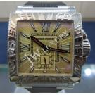 "LIMITED-Roger Dubuis Sports Activity Watch S.A.W.""Acquamare"" White Gold Bezel Auto S/S 41mm (With Card + Box)"