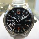 Ball Fireman Orange  Night Train Black Dial S/S Auto 43mm