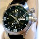 Ball-Engineer Master II Diver Black Dial Auto Steel/Rubber 42mm (With Box + Card)
