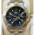 "Breitling-Superocean Steelfish Blue Dial Auto S/S 44mm ""Ref:A17390"" (With Box)"