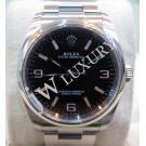 "Rolex 116000 Oyster Perpetual Black Dial S/Steel Auto 36mm ""M Series""(with Box)"