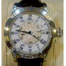 RESERVED-LIMITED-Longines Lindbergh Hour Angle Watch Auto S/S 47mm (With Box+ Card)