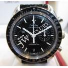 Omega Speedmaster '57 Co-Axial Chrono Black Dial S/S Auto 41.5mm(With Box)